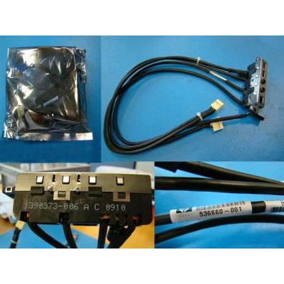 Hp digitale & analoge i/o module: Front I/O assembly - Contains two (2) USB ports, headphone jack, microphone jack, .....