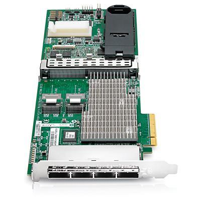 Hewlett Packard Enterprise Integrity Smart Array P812/1GB PCIe SAS Controller SAN