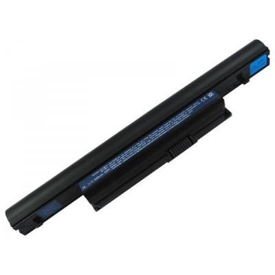 Acer batterij: 6-Cell 5200mAh Li-Ion Battery - Multi kleuren