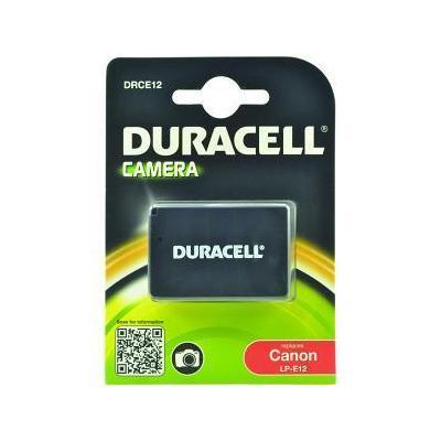 Duracell batterij: 7.4V 600mAh - Zwart