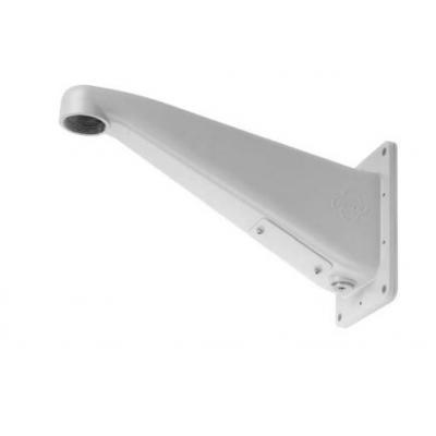 Pelco Wall mount, Aluminum, 75 kg, Grey Beveiligingscamera bevestiging & behuizing - Grijs