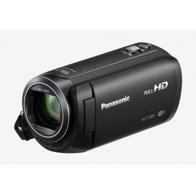 Panasonic HC-V380EG-K Digitale videocamera - Zwart