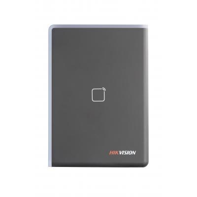 Hikvision Digital Technology EM Card Reader, 12V, 32bit, 50mm, Buzzer, IP65 .....