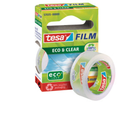 TESA Eco & Clear Plakband