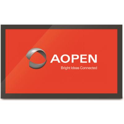 Aopen dTile DT2138H Touchscreen monitor - Zwart
