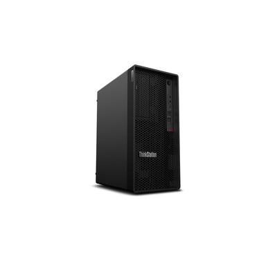 Lenovo ThinkStation P350 TW i9 32GB RAM 512GB SSD Pc - Zwart
