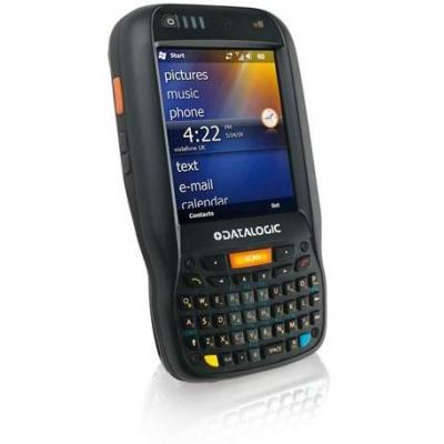 Datalogic PDA: Elf - Zwart, QWERTY