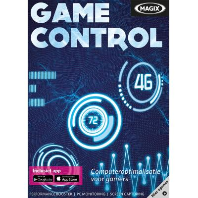 Magix algemene utilitie: Magix, Game Control