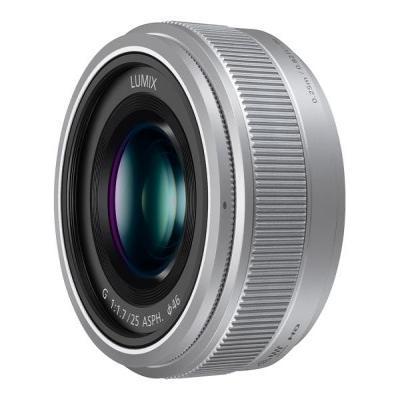 Panasonic LUMIX G 25 mm/F1.7 ASPH Camera lens - Zilver