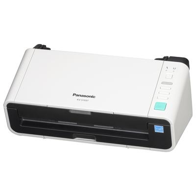 Panasonic KV-S1037 Scanner - Zwart, Wit