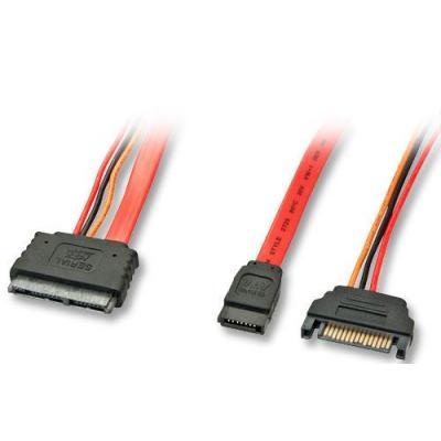 Lindy ATA kabel: 1m Micro SATA Cable