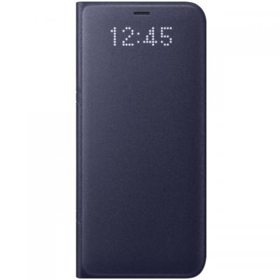 Samsung Galaxy S8 LED View Cover Violet mobile phone case