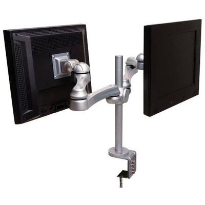 ROLINE Multi LCD draagarm 2LCD Monitorarm - Zilver