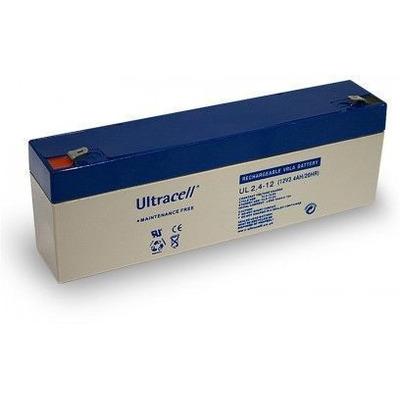 CoreParts MBXLDAD-BA007 UPS batterij - Blauw, Zilver