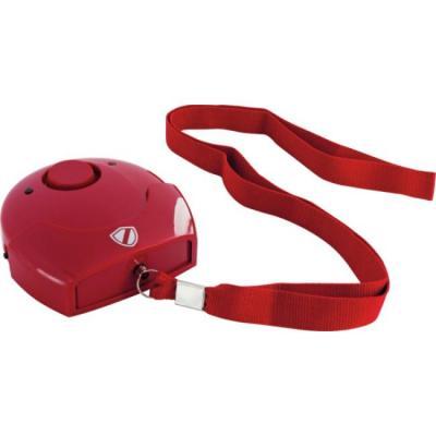 Schwaiger : 120dB, 80x85x20mm, Red - Rood