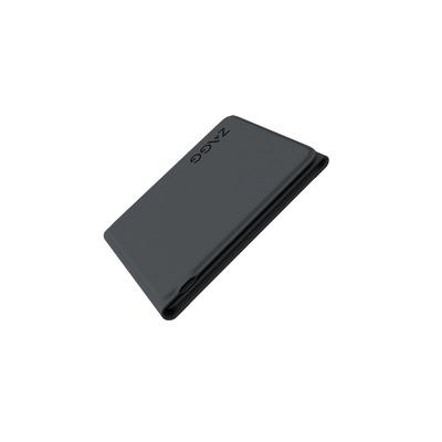 ZAGG Universal Keyboard Tri Folding with Touchpad KB Charcoal Mobile device keyboard - Houtskool