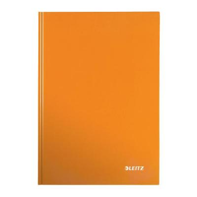 Leitz binding cover: WOW A4 - Oranje