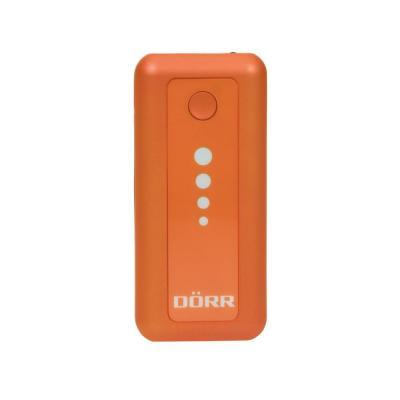 Dörr powerbank: 4400mAh Orange Powerbank - Oranje