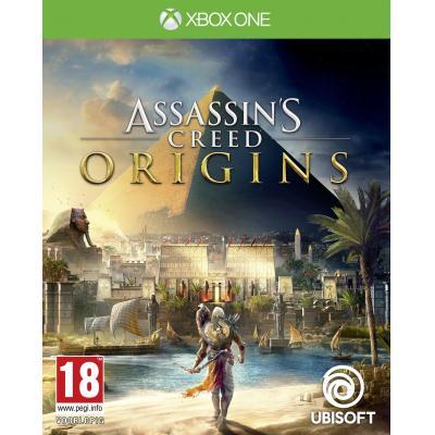 Ubisoft game: Assassin's Creed: Origins  Xbox One