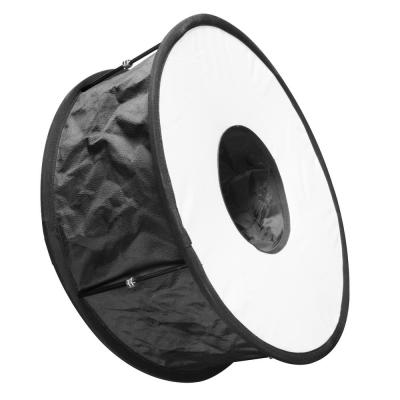Walimex softbox: pro Softbox Roundlight - Zwart, Wit