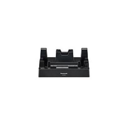 Panasonic Full Desktop Cradle (Simultaneous Display Output) Mobile device dock station - Zwart