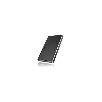 ICY BOX IB-245-C31-B Behuizing - Zwart