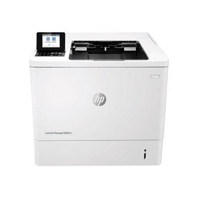 Hp laserprinter: LaserJet LaserJet Managed E60075dn - Zwart