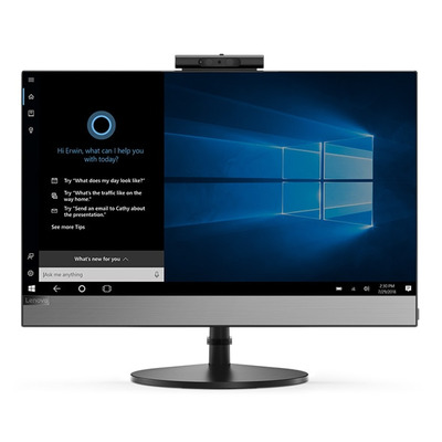Lenovo V530 all-in-one pc - Zwart