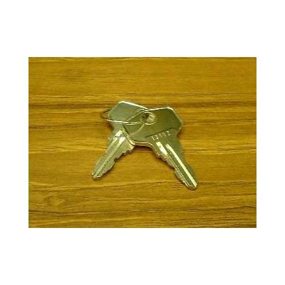 Hewlett packard enterprise sleutelkast: Keys - For door of Rack 9000 series and Rack 10000 series except Rack S10614 - .....
