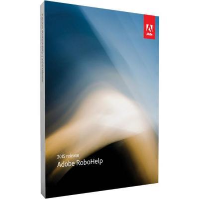 Adobe software: RoboHelp Office 2015