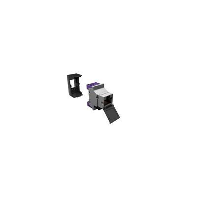 Intronics kabel splitter of combiner: Keystone Jack CAT6Â STP