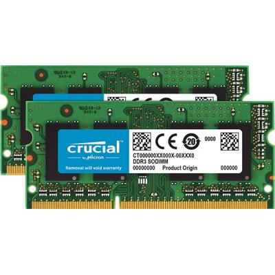 Crucial 2 x 8GB DDR3L RAM-geheugen
