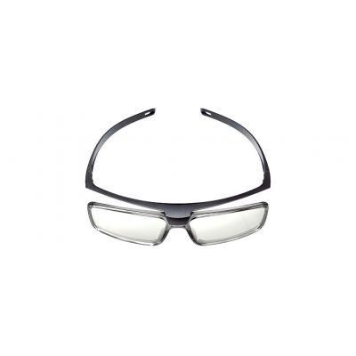 Sony 3D-Brillen: Passieve 3D-bril met lichtgewicht, duurzaam ontwerp - Zwart