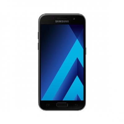 Samsung smartphone: Galaxy A3 (2017) - Zwart 16GB