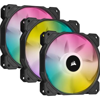 Corsair SP120 RGB ELITE Hardware koeling - Zwart