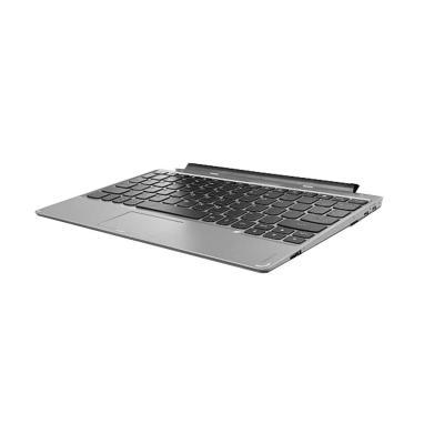 Lenovo notebook reserve-onderdeel: Notebook housing base + keyboard for IdeaPad A10 - Zwart, Zilver