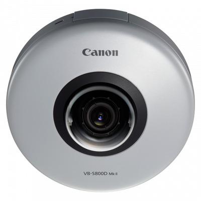 Canon VB-S800D Mk II Beveiligingscamera - Wit