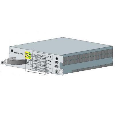 Cisco power supply unit: 265WDC - Grijs