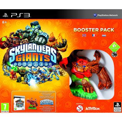 Activision game: Skylanders: Giants - Booster Pack, PS3