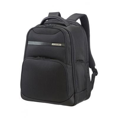 "Samsonite laptoptas: Vectura backpack  15""-16"" medium (zwart)"