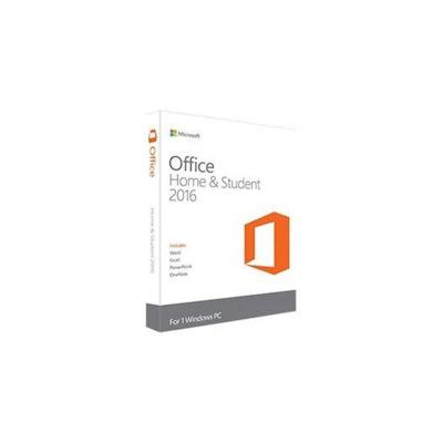 Microsoft software suite: Office Mac Home Student Dutch EuroZone Medialess P2