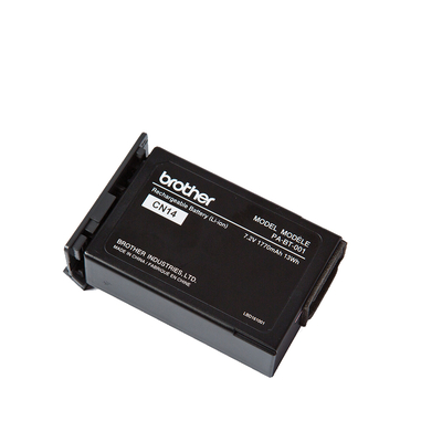 Brother Battery for RJ-3050 Printing equipment spare part - Zwart