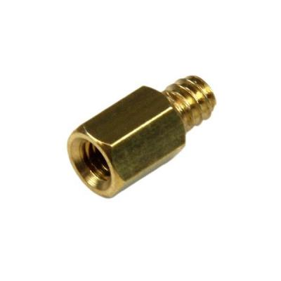 Startech.com muur & plafond bevestigings accessoire: Replacement PC Mounting #6-32 to M3 Metal Jack Screw Standoff .....