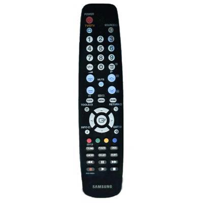 Samsung afstandsbediening: Remocon, TM-96B, 49Key, Europe_DTV-550, 128g - Zwart
