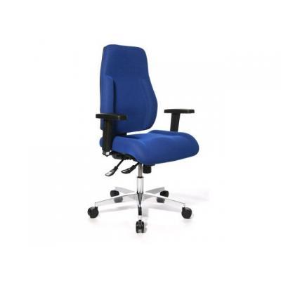 Topstar stoel: Bureaustoel Point 91 blauw
