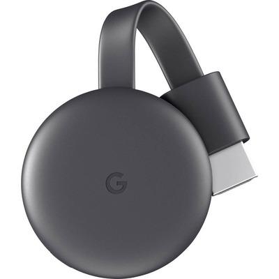 Google Chromecast 3 - Koolstof