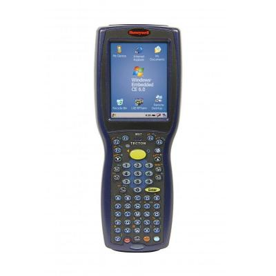 Honeywell PDA: Tecton MX7 - Zwart, Blauw