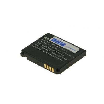 2-power batterij: Battery for Mobile Phone, Li-Ion, Black - Zwart