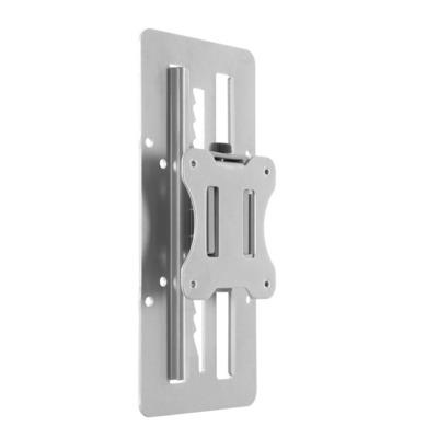 ROLINE Verticale Vesa-Aanpassingsplaat Muur & plafond bevestigings accessoire - Zilver