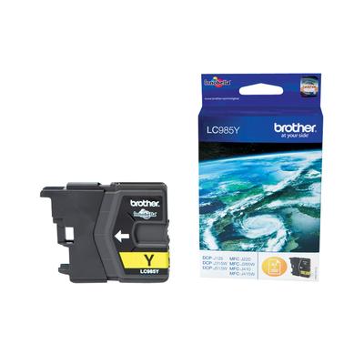 Brother LC-985Y inktcartridges